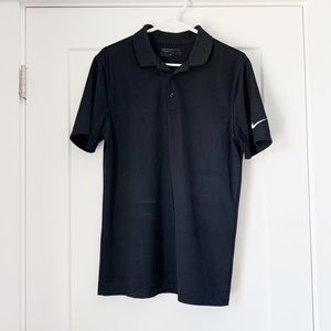 Nike collared golf/athletic fit shortsleeved shirt